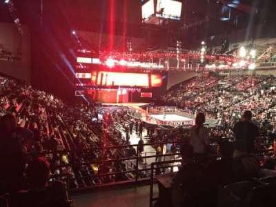 Royal Farms Arena, sección: 223, fila: D, asiento: 1