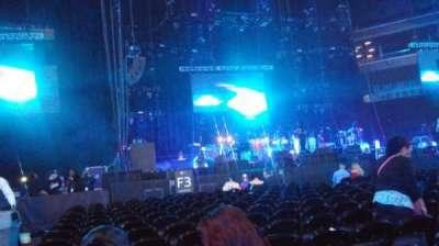 Barclays Center, sección: F3, fila: 14, asiento: 14