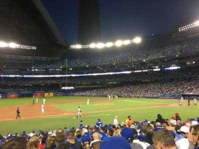 Rogers Centre, sección: 128R, fila: 18, asiento: 10