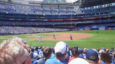 Rogers Centre, sección: 114L, fila: 12, asiento: 103