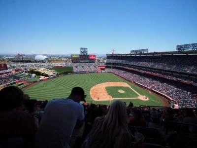 Angel Stadium sección V512