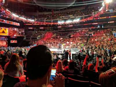 Staples Center, sección: 110, fila: 9, asiento: 14