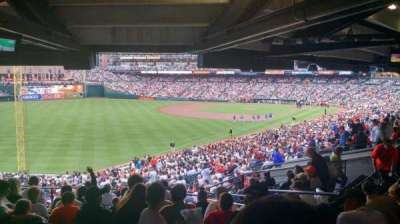 Oriole Park at Camden Yards, sección: 73, fila: 13, asiento: 3