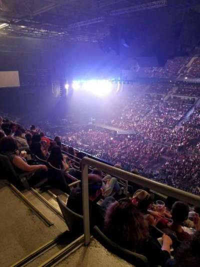 The Palace of Auburn Hills, sección: 228, fila: 6, asiento: 10