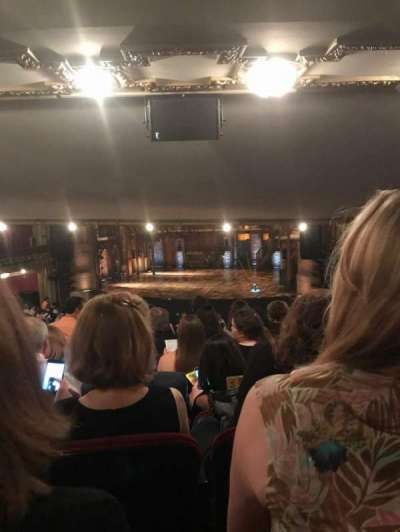 PrivateBank Theatre, sección: Dress Circle RC, fila: G, asiento: 236