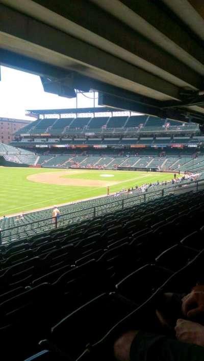 Oriole Park at Camden Yards, sección: 67, fila: 7, asiento: 24