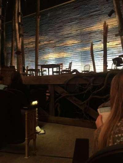 Gerald Schoenfeld Theatre, sección: ORCHO, fila: C, asiento: 2