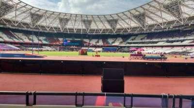 London Stadium sección 148