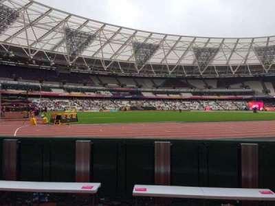 London Stadium sección 131