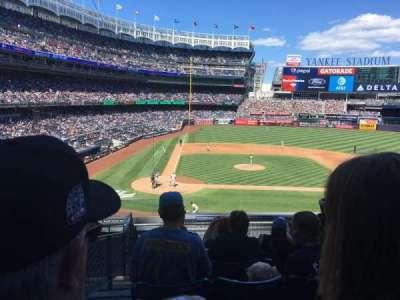 Yankee Stadium sección 217
