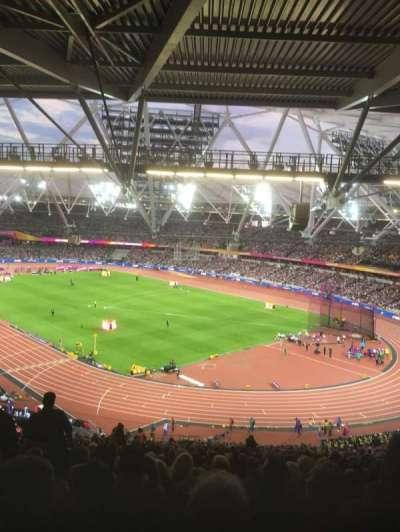London Stadium sección 216