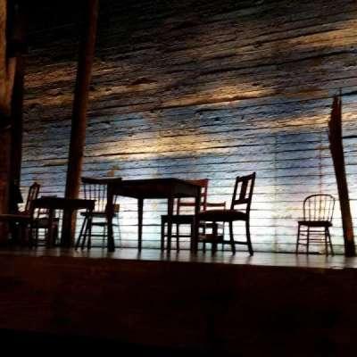 Gerald Schoenfeld Theatre, sección: Orch, fila: A, asiento: 114