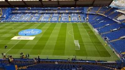 Stamford Bridge, sección: East Upper, fila: 26, asiento: 29