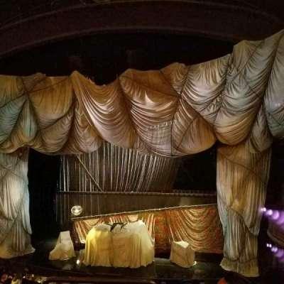 Majestic Theatre, sección: front mezz, fila: C, asiento: 2