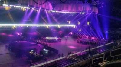 Quicken Loans Arena, sección: 106, fila: 21, asiento: 5