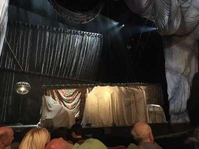 Majestic Theatre, sección: Orchestra, fila: C, asiento: 7