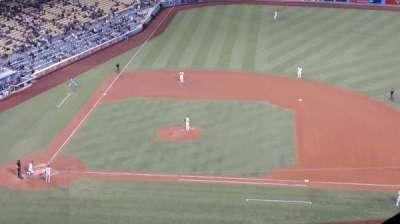 Dodger Stadium, sección: 12RS, fila: BB, asiento: 3