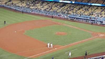 Dodger Stadium, sección: 31RS, fila: P, asiento: 16