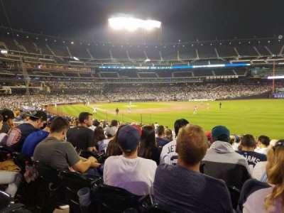 Citi Field, sección: 106, fila: 22, asiento: 8