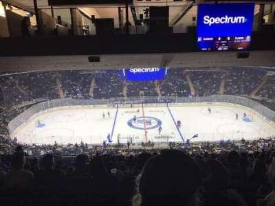 Madison Square Garden, sección: 224, fila: 20, asiento: 7