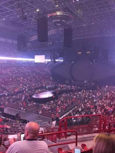 Value City Arena, sección: 228, fila: J, asiento: 2