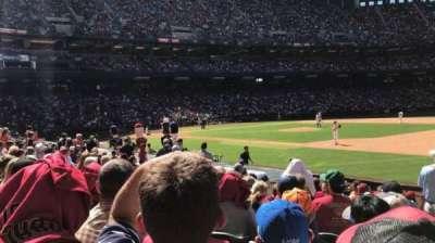 Chase Field, sección: 114, fila: 17, asiento: 1
