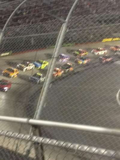 Bristol Motor Speedway, sección: Daryl waltrip, fila: 2, asiento: 9-10