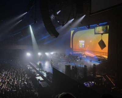 Bill Graham Civic Auditorium, sección: 210, fila: B, asiento: 6