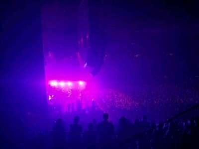 The Forum, sección: 223, fila: 2, asiento: 14