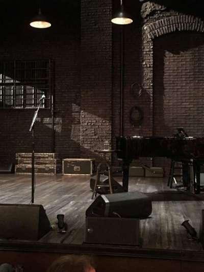 Walter Kerr Theatre, sección: Orchestra C, fila: D, asiento: 105