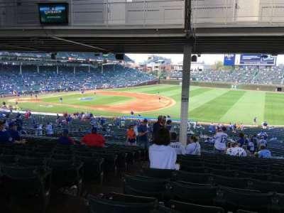 Wrigley Field, sección: 235, fila: 20, asiento: 2