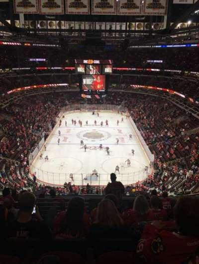 United Center, sección: 326, fila: 10, asiento: 6