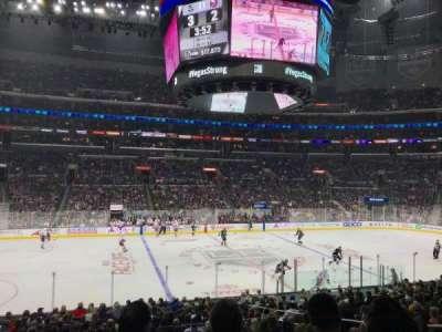 Staples Center, sección: PR15, fila: 1, asiento: 6