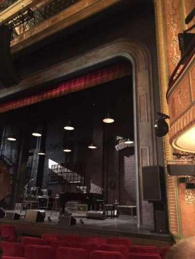 Walter Kerr Theatre, sección: Orchestra Right, fila: J, asiento: 10
