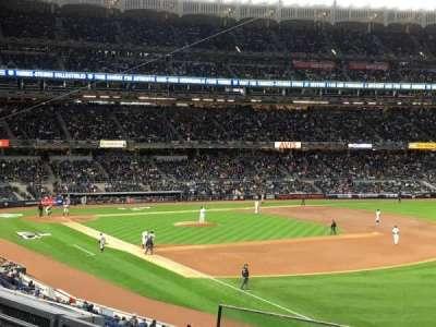 Yankee Stadium sección 210