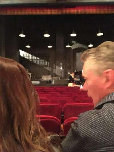 Walter Kerr Theatre, sección: Orchestra, fila: L, asiento: 113