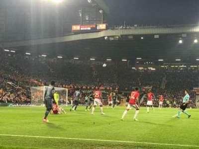 Old Trafford, sección: N1404, fila: BB, asiento: 226