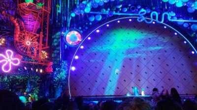 Palace Theatre (Broadway), sección: Orchestra Left, fila: N, asiento: 105