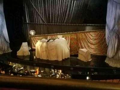 Majestic Theatre, sección: Front Right Mezz, fila: A, asiento: 6