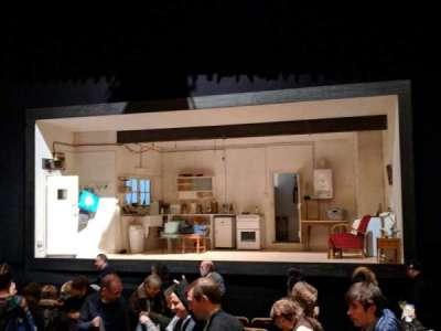 Samuel J. Friedman Theatre, sección: Center, fila: K, asiento: 112