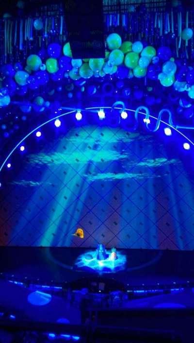 Palace Theatre (Broadway), sección: Mezzanine, fila: AA, asiento: 108