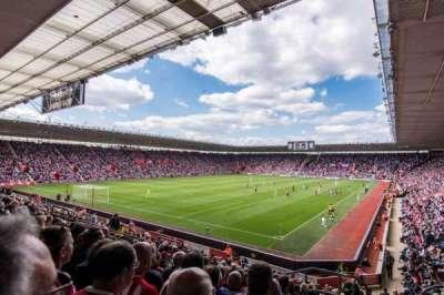 St Mary's Stadium, sección: 15