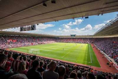 St Mary's Stadium, sección: 40