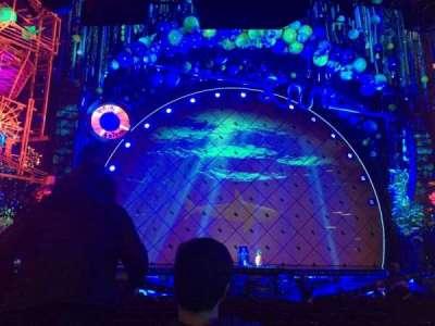 Palace Theatre (Broadway), sección: Orch, fila: O, asiento: 109