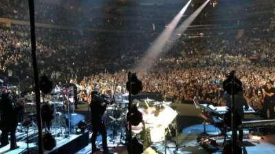 Madison Square Garden, sección: 112, fila: 7, asiento: 14