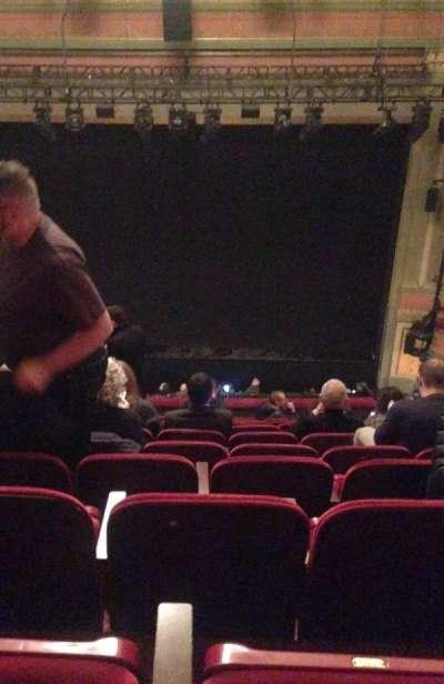 Neil Simon Theatre, sección: FMEZZ, fila: K, asiento: 113