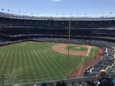 Yankee Stadium, sección: 332B, fila: 7, asiento: 20