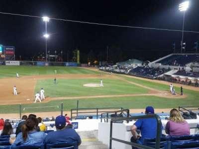LoanMart Field, sección: 12, fila: 10, asiento: 1