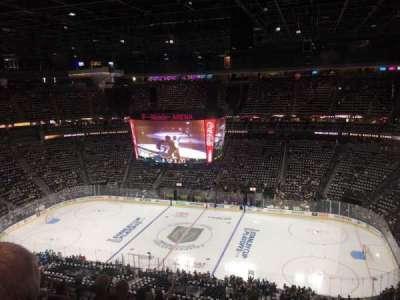 T-Mobile Arena, sección: 225, fila: N, asiento: 8