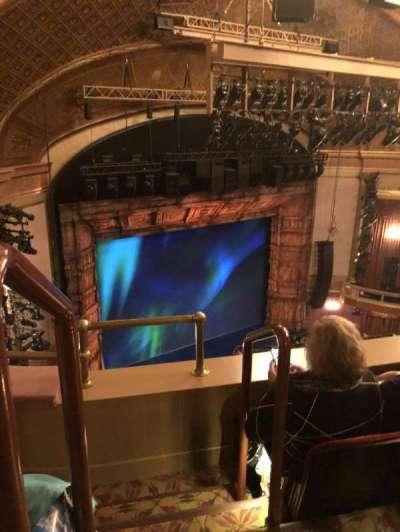 St. James Theatre, sección: Mezzanine, fila: B, asiento: 31